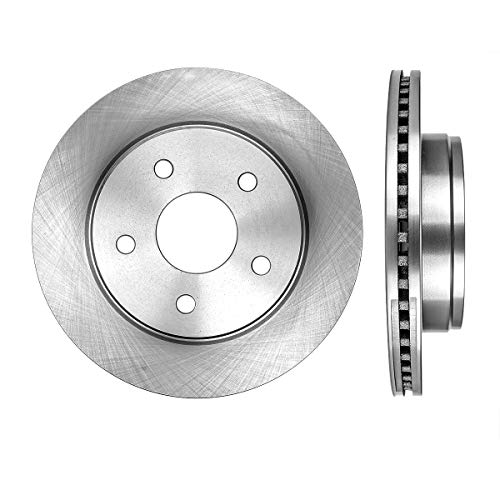 CRK14622 FRONT Premium Grade OE 336 mm [2] Rotors Set [ fit Chrysler Aspen Dodge Durango Ram 1500 ]
