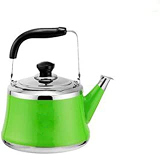 LJBH Kettle, Stainless Steel Kettle Teapot - Whistling My Fastest Boiling, Suitable For Gas/Electric/Induction Furnace / -...