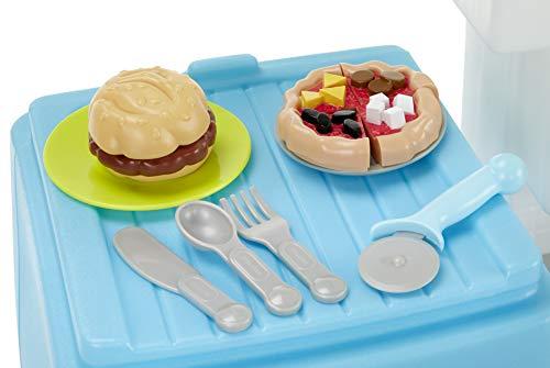 Little Tikes Tasty Jr. Bake 'N Share Kitchen Role Play Kitchen & Activity Set