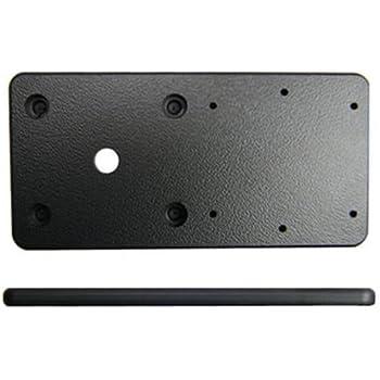 Schwarz Brodit 213007 Montageplatte