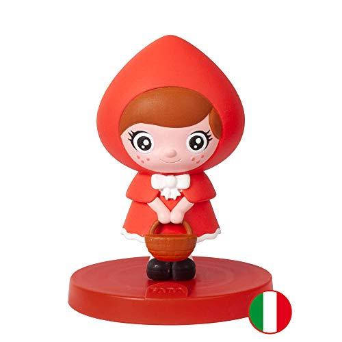 FABA- Personaggio Cappuccetto Rosso-storie sonore, FFR14204, Colore Educativi