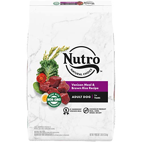 Nutro Oatmeal & Brown Rice Recipe Dog Food