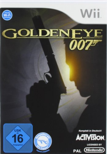 James Bond: GoldenEye 007 [Edizione: Germania]
