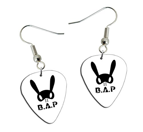 Bap Gitarre Plektrum Earrings Ohrringe (F1)