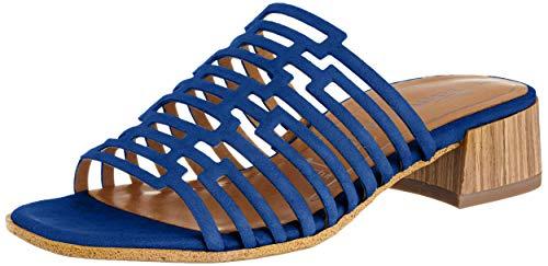 Tamaris Damen 1-1-27209-22 838 Pantoletten Blau (Royal 838), 38 EU