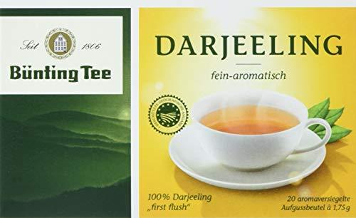Bünting Tee Darjeeling 12er Pack