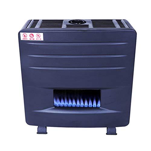 BUYAOBIAOXL Calentador de Patio Exterior Portable al Aire Libre del butano Llevan la manija de Gas del Calentador Camping al Aire Libre Seguridad de la Parrilla (Color : Natural Gas Type)