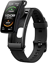 HUAWEI Talkband B6 Smart Band, Fitness Activities Tracker with 1.53-inch AMOLED colour screen, All-day Fitness Monitoring,...