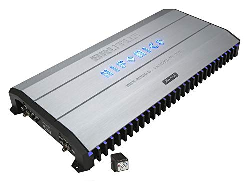 Hifonics BRX4000D Class B 1-Kanal-Verstärker