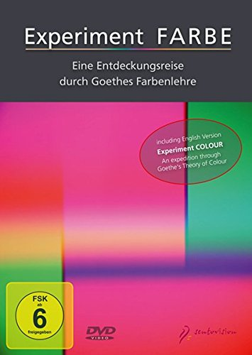Experiment FARBE, DVD