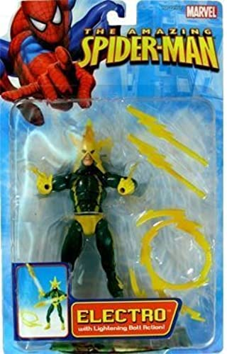 SPIDERhomme CLASSICS   ELECTRO   MOC by Spider-Man
