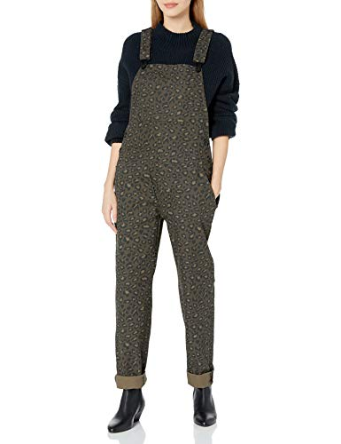 Fox Womens Damen Overall Gepard Print Dirt, S