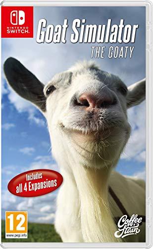 Goat Simulator The Goaty - Nintendo Switch [Importación inglesa]