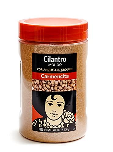 Cilantro Molido (530 g) - Carmencita