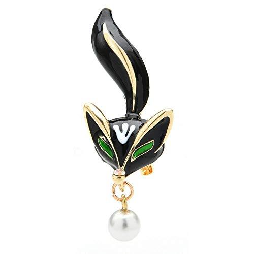 GLKHM Broche Pines Mujeres Breastpin Broches De Esmalte Broches De Fiesta para Mujer Accesorios