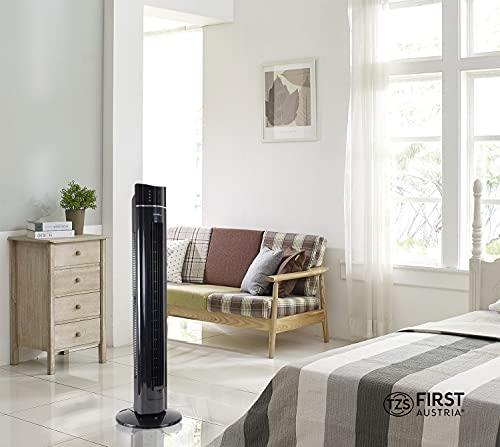 Säulenventilator mit Fernbedienung TZS First Austria kaufen  Bild 1*
