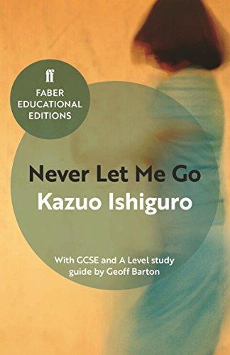 Faber & Faber『Never Let Me Go』