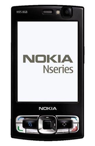 Nokia N95 8 GB Smartphone (Unlocked)
