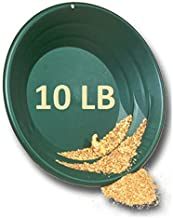 Gold Paydirt 10 LB from Colorado - Unsearched Gold Paydirt Bags - Pan at Home - Guaranteed Gold