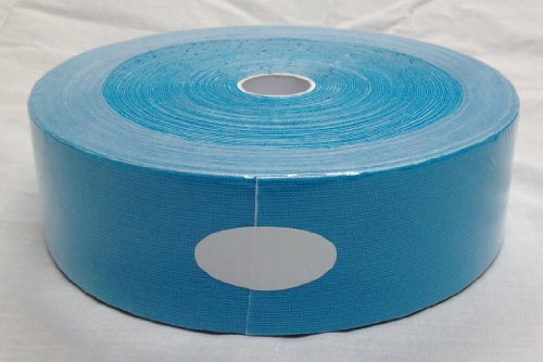 Therapist's Choice® Kinesiology Tape Bulk Roll (2-Inch x 105-Feet) (Blue)