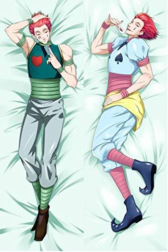 2WT Dakimakura Body Hugging Pillow Case Cover Anime Gift Re:Zero Emilia 160x50cm