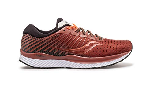 Saucony mens Guide 13 Guide 13 Red Size: 7 UK