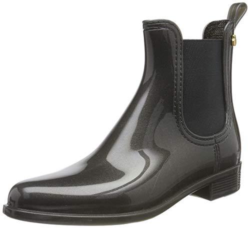 Lemon Jelly Damen Comfy Chelsea Boots, Grau (Metal Grey 09), 38 EU