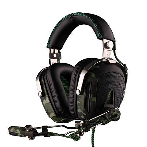 HSKB SADES A90 Gaming headset, 3,5 mm USB sport in ear oortelefoon stereo geluid noise cancelling hoofdtelefoon met microfoon voor pc, Xbox One, Android en iPhone