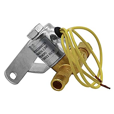 AMI PARTS 4040 Yellow Solenoid Valve Replacement for Humidifier 24V from AMI PARTS
