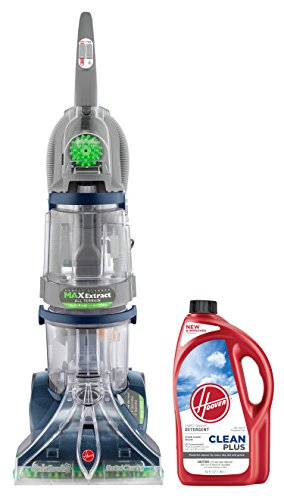 Lowest Prices! Hoover Carpet Cleaner Max Extract Dual V All Terrain Hardwood Floor and Carpet Cleane...