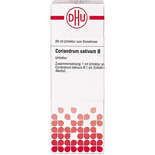 DHU Coriandrum sativum Ø Urtinktur, 20 ml Lösung