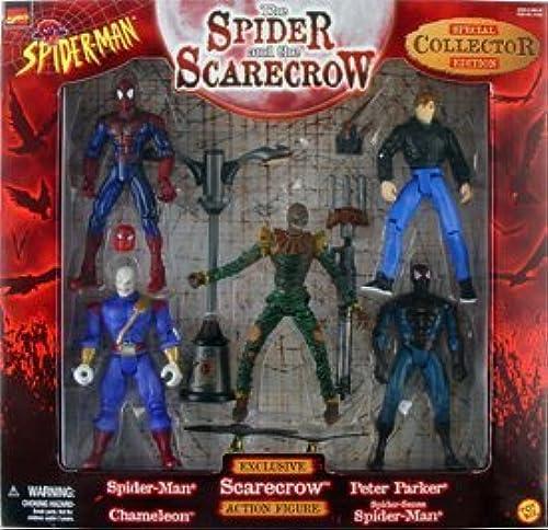 la calidad primero los consumidores primero Spider-Man Animated Series - The Spider and the Scarecrow Scarecrow Scarecrow Box Set by Spider-Man  excelentes precios
