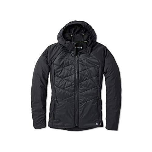 Smartwool Smartloft-X 60 Full-Zip Hoodie Women black 2019 Jacket