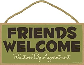 Best welcome family and friends Reviews