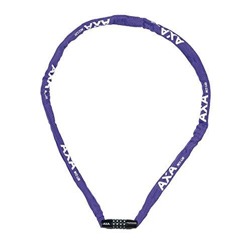 Kettingslot Axa Rigid RCC 120 lengte 120 cm, 3,5 x 3,5 violet 59540395 S