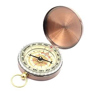 DETUCK(TM Pocket Outdoor Compass