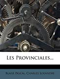 Les Provinciales... - Nabu Press - 04/11/2011