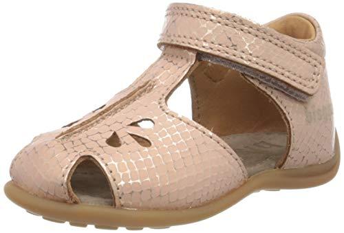 Bisgaard Mädchen Chloe Geschlossene Sandalen, Pink (Coral 1907), 25 EU