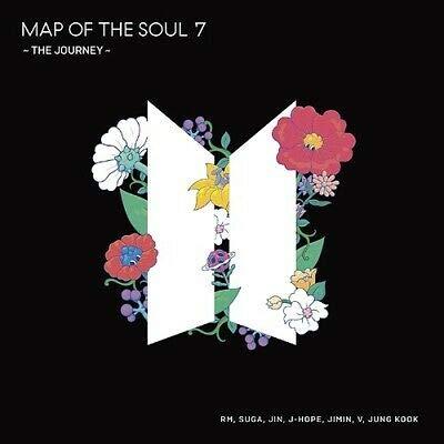BTS - MAP of The Soul : 7 [The Journey] Japan 1st Press Regular ver.+ Photocard