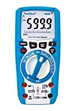 PeakTech 3443 – Digital Multimeter mit LED-Lampe,...