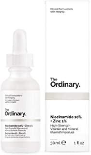 The Ordinary Niacinamide 10% + Zinc 1% 30ml |Pack of 3