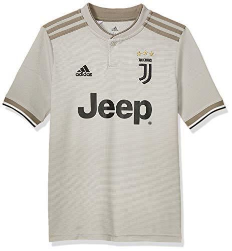 adidas Juve A JSY Y Camiseta, Niños, Multicolor (Sésamo/Arcill), 176