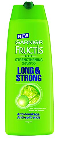 Garnier Fructis Long and Strong Strengthening Shampoo, 175ml