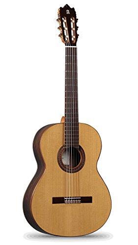ALHAMBRA Klassik-Gitarre Student Iberia ZIRICOTE Klassische. Die Iberia ZIRICOTE Modell Wurde zum Gedenken an den 50. Jahrestag von Alhambra Gitarren (1965–2015)