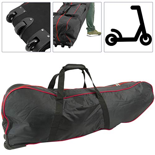 Citybag bk065 - Borsa monopattino elettrico con ruotine