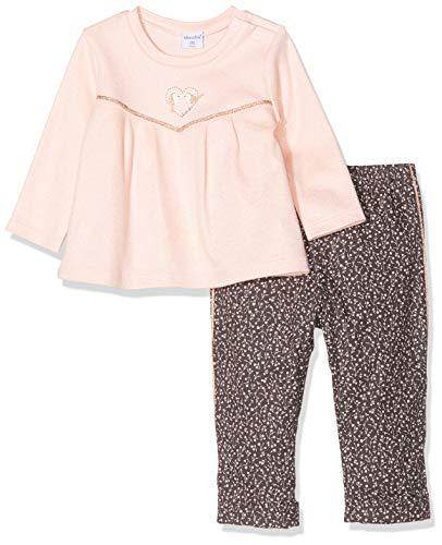 Absorba 7p36471-ra Ens Pantalon Conjunto, Gris (Dark Grey 28), 18-24 Meses (Talla del Fabricante: 18M) para Bebés