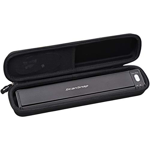 Aproca Hard Travel Storage Case for Fujitsu ScanSnap iX100 Wireless Mobile Scanner.