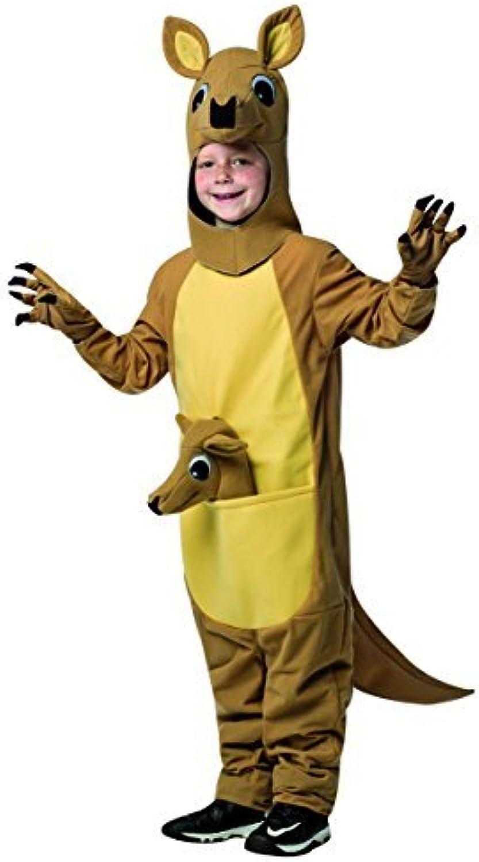 Rasta Imposta 6540-710 7-10 Kangaroo Costume by Rasta Imposta