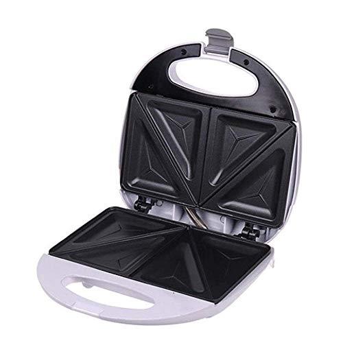Toastie Sandwich Maker con múltiples funciones sandwichera Casa Desayuno Máquina Wafflera S fangkai77