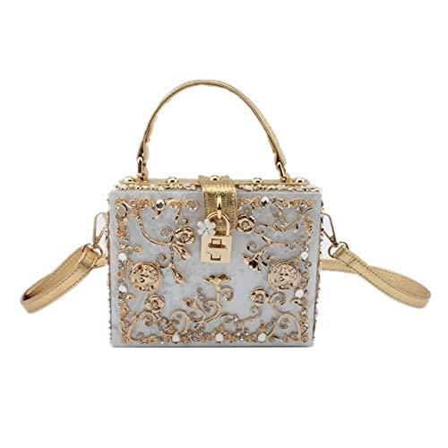 Lace Evening Clutch Bag